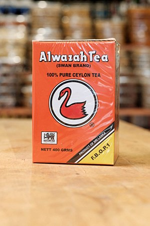 Al Wazah Ceylon Loose Tea 400g
