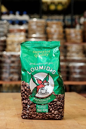 Loumidis Greek Coffee 16oz