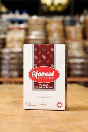 Al Ameed Coffee Medium 8oz