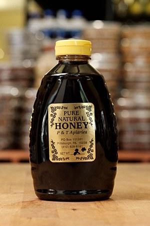 P & T Apiaries Honey 2 Lb