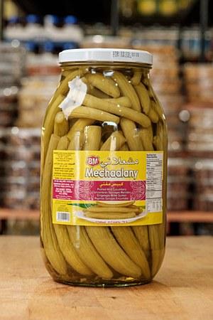 Mechaalany Pickled Wild Cucumbers 113oz