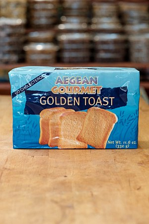 Aegean Golden Toast 11.6oz