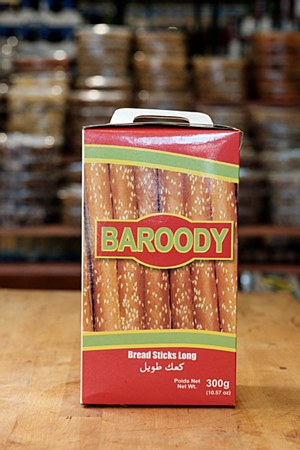 Baroody Long Bread Sticks 300g