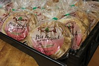 Pita Bread Small Wheat 5 Pack 7""