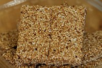 Honey Sesame Crunch