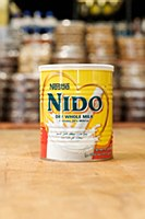 Nestle Nido Dry Milk 400g