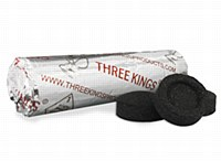 3 Kings Charcoal Roll