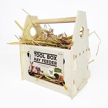 Allpet Small Pet Hay Feeder Toolbox