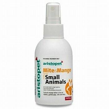 Aristopet Small Animal Insecticidal Mite & Mange Spray 250ml