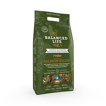 Balanced Life Rehydrate Salmon Recipe 3.5kg Dry Dog Food