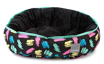 FuzzYard Chalk Board Large Pet Bed