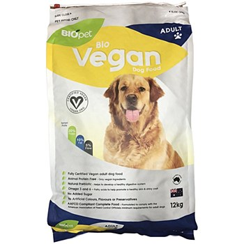 BIOpet Vegan 12kg Dry Dog Food
