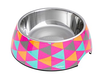 FuzzYard Crush Large Pet Bowl
