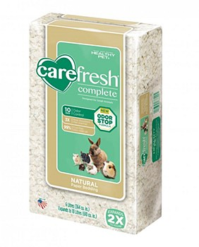 Carefresh White Small Pet Litter 6 Litre Expands to 10 Litre