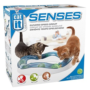 Catit Senses Speed Circuit Cat Toy