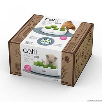 Catit Senses 2.0 Digger Interactive Feeder Cat Toy