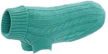 Huskimo Dog Coat Cable Knit Aurora 45cm