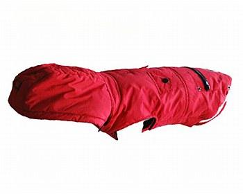 Huskimo Dog Coat Mt Buller Red 52.5cm