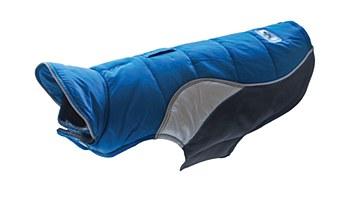 Huskimo Dog Coat Sherpa Ocean Blue 33cm