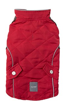 FuzzYard Dog Coat Adventurer Appalachian Red 30 - 33cm
