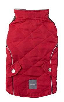 FuzzYard Dog Coat Adventurer Appalachian Red 59 - 62cm