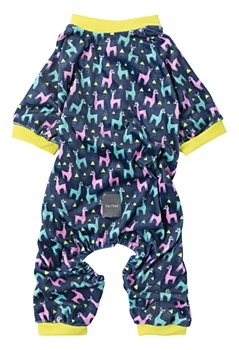 FuzzYard Dog Pyjamas No Probllama Size 5