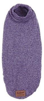 Kazoo Dog Jumper Soft Knit Purple 46cm