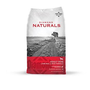 Diamond Naturals Adult Dog Lamb Meal & Rice 18kg Dry Dog Food