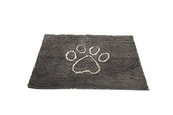 Dirty Dog Door Mat Grey Large