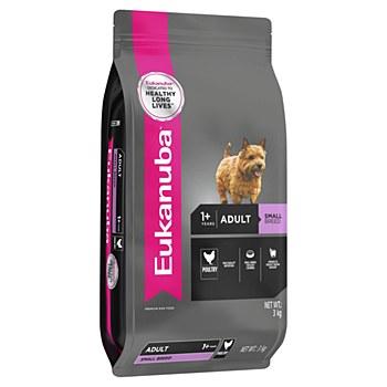 Eukanuba Adult Small Breed 3kg Dry Dog Food