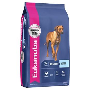 Eukanuba Senior Large Breed 14kg Dry Dog Food