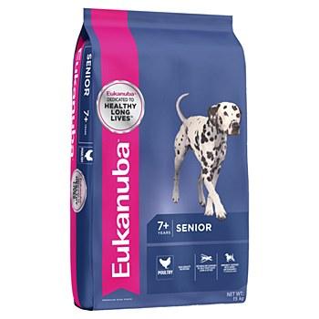 Eukanuba Senior Medium Breed 15kg Dry Dog Food