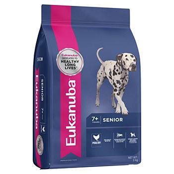 Eukanuba Senior Medium Breed 3kg Dry Dog Food