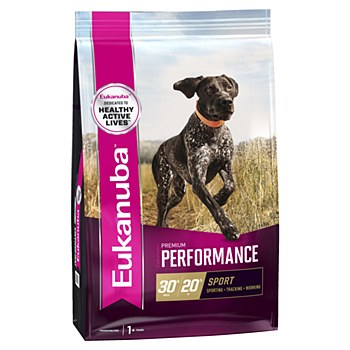 Eukanuba Premium Performance 30/20 Sport 15kg Dry Dog Food