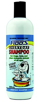 Fido's Shampoo For Dogs and Cats Everyday 500ml