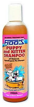 Fido's Puppy and Kitten Shampoo 250ml