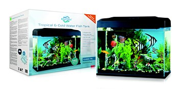 Blue Planet Tropical & Cold Water Classic 70 Litre Fish Tank