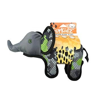 Furkidz African Elephant 35cm Dog Toy