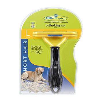 FURminator deShedding tool for Short Hair Large Dogs