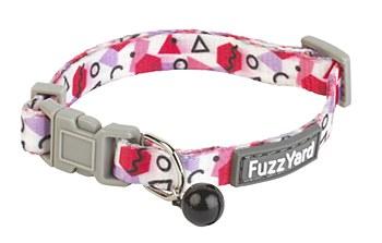 FuzzYard Cat Collar Block Party