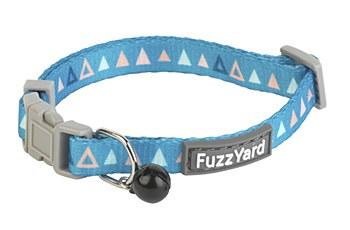 FuzzYard Cat Collar Cool Capri