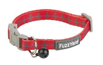 FuzzYard Cat Collar El Fuego Yeezy