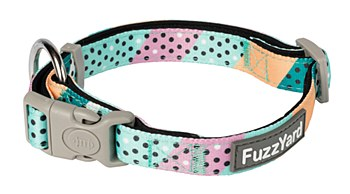FuzzYard Dog Collar Footloose Large