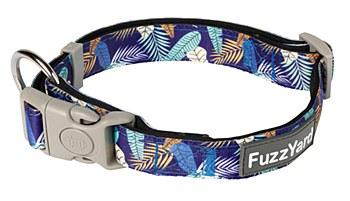 FuzzYard Dog Collar Mahalo Large