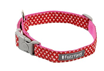 FuzzYard Dog Collar Under Pressure Large