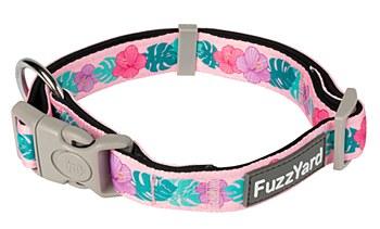 FuzzYard Dog Collar Lahania Medium