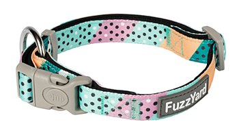 FuzzYard Dog Collar Footloose Small