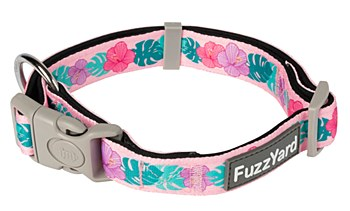 FuzzYard Dog Collar Lahania Small