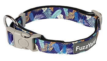 FuzzYard Dog Collar Mahalo Small