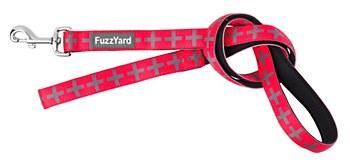 FuzzYard Dog Lead El Fuego Large
